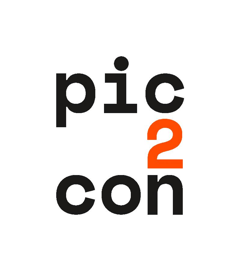 pic2con – Firmenschilder, Firmenlogos, Bilder aus Beton
